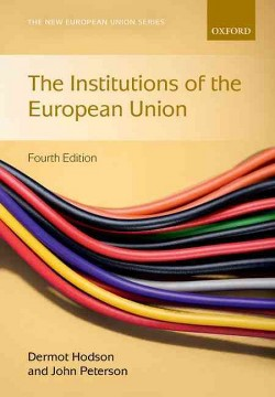 Institutions of the European Union (Paperback)