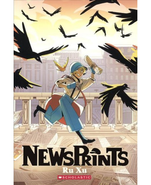 Newsprints (Prebind) (Ru Xu) - image 1 of 1