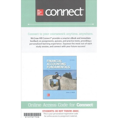 Financial accounting fundamentals connect access card hardcover financial accounting fundamentals connect access card hardcover john wild fandeluxe Image collections