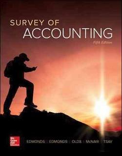 Survey of Accounting (Hardcover) (Thomas P. Edmonds & Christopher T. Edmonds & Philip R. Olds & Frances