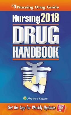 Nursing Drug Handbook 2018 -  (Nursing Drug Handbook) (Paperback)