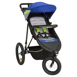 Baby Trend 174 Expedition Jogger Stroller Carbon Target