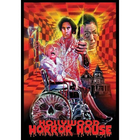 Hollywood Horror House (DVD) - image 1 of 1