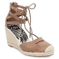 Women's dv Manica Ghillie Espadrille Wedge Sandals. opens in a new tab.