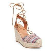 Women's dv Carissa Closed Toe Espadrille Wedge Sandals. opens in a new tab.