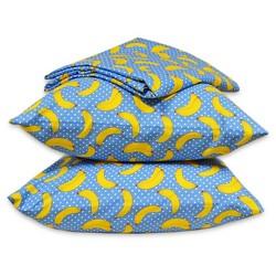 Blue & Yellow Banana Sheet Set - Hot Now™