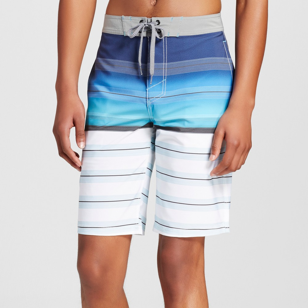 Mens Board Shorts - Mossimo Supply Co. Blue 40