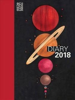 Science Museum Desk Diary 2018 (Hardcover)