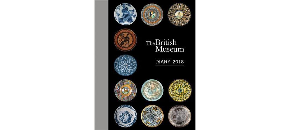 British Museum Pocket Diary 2018 (Paperback)