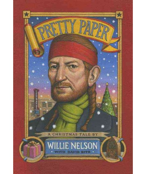 Pretty Paper : A Christmas Tale (Library) (Willie Nelson & David Ritz) - image 1 of 1