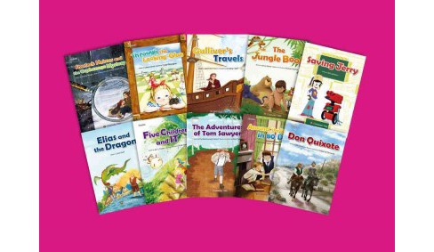 Delicious Leveled Readers Level 6 Set (Paperback) - image 1 of 1