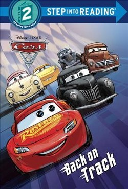 Cars 3 : With Stickers (Deluxe) (Library)