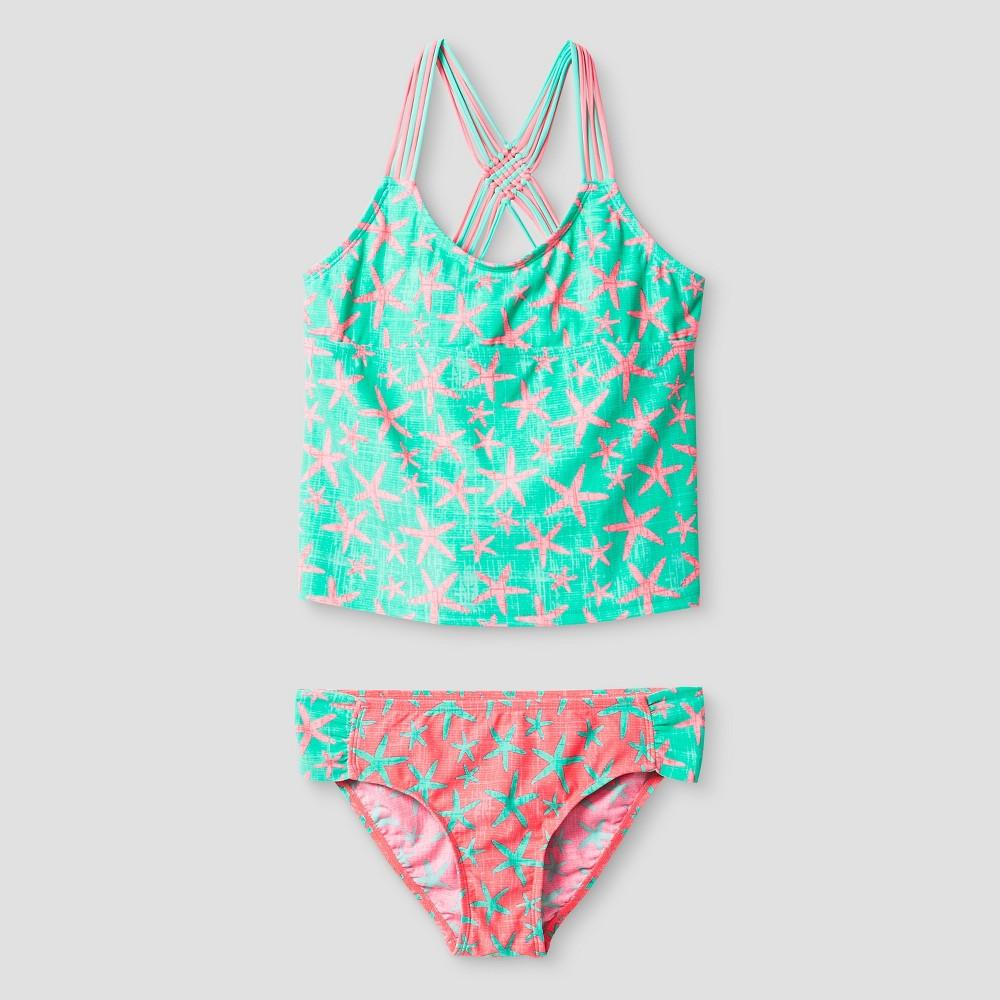 Plus Size Tankini Sets Malibu Dream Girl 16.5 Plus, Multicolored