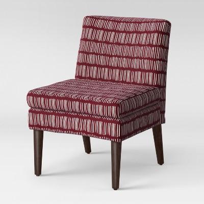 winnetka modern slipper chair project 62