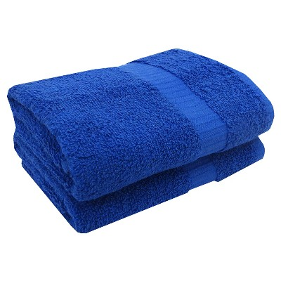 Hand Towel 2pk Blue - Room Essentials™