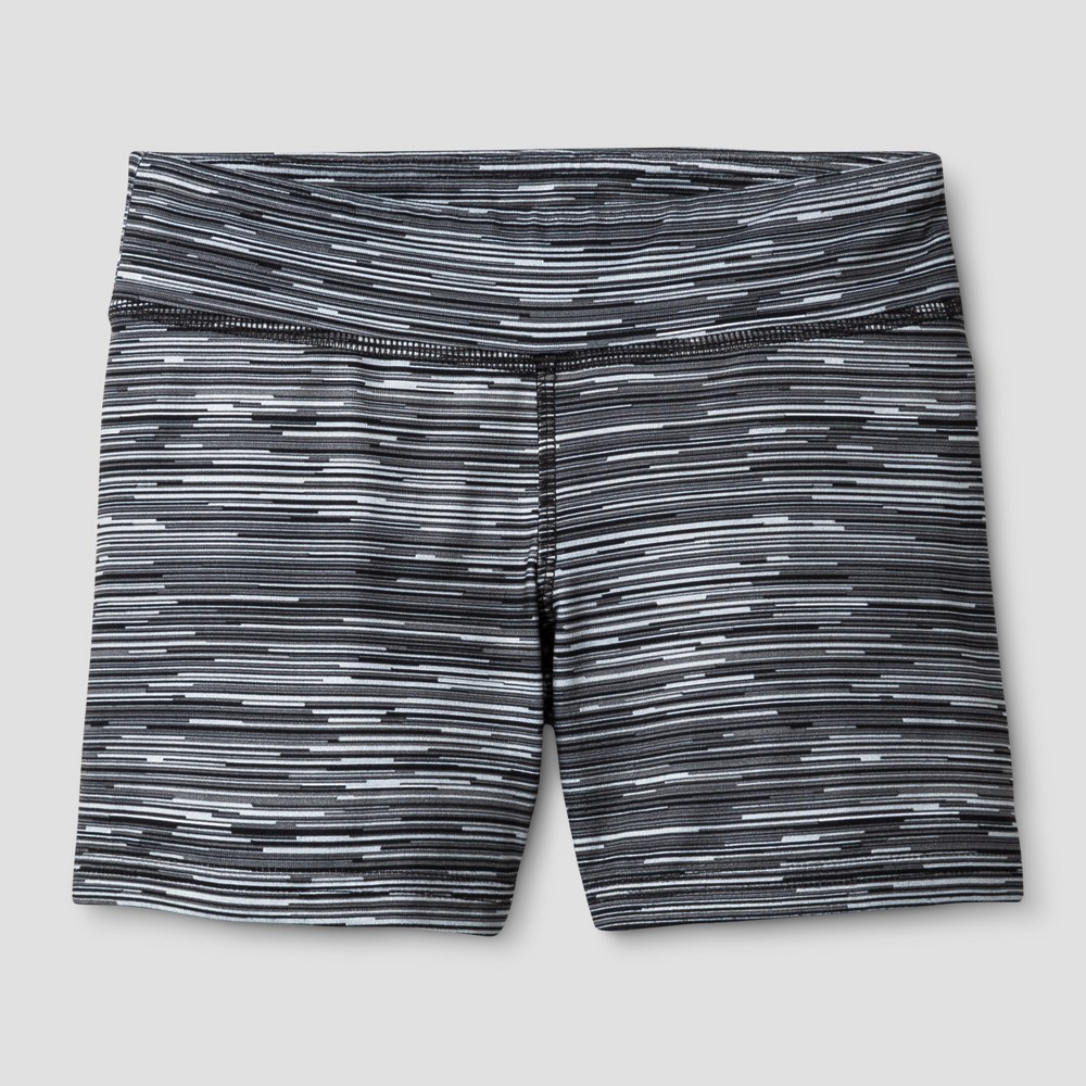 Girls Performance Yoga Shorts - C9 Champion Gray XL
