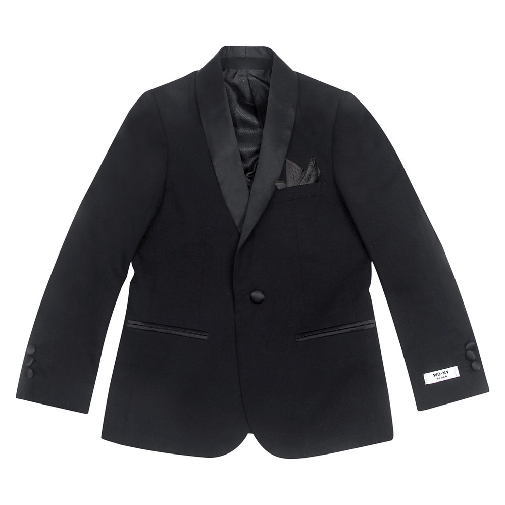 Wd·ny Boys' Tuxedo – Black 7, Boy's