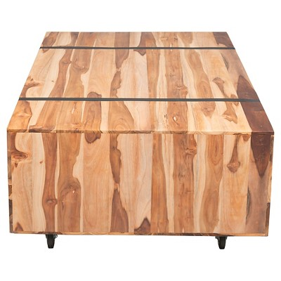 Zuo River Coffee Table - Natural Teak