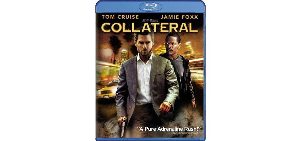 Collateral (Blu-ray), Movies