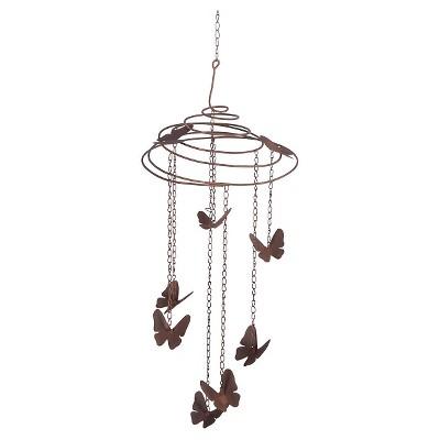 Slinky Butterfly - Bronze - Foreside Home & Garden