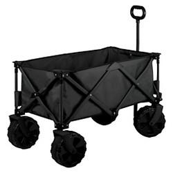Picnic Time Adventure Wagon All Terrain Edition - Black Fusion
