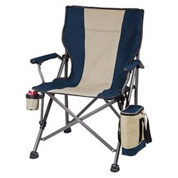 Picnic Time Outlander Camp Chair - Navy