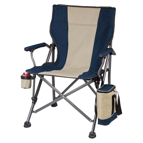 Picnic Time Outlander Camp Chair - Navy - image 1 of 3