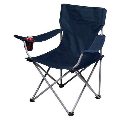 Picnic Time Camp Chair - Navy - image 1 of 5