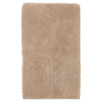Bath Rug Taupe Brown 20 x34  - Fieldcrest™