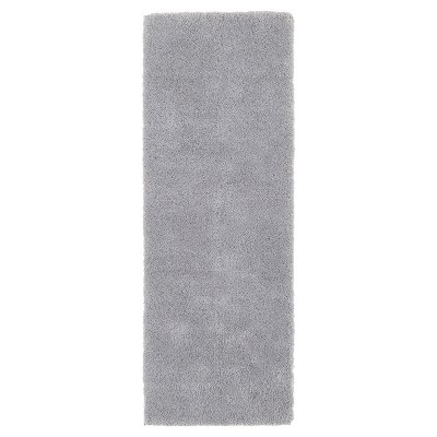 Bath Runner Light Gray 22 x60  - Fieldcrest™