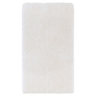Luxury Solid Bath Rug (20 X34 )Cream - Fieldcrest®