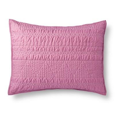 Mauve Pillow Sham (Standard)- Xhilaration™
