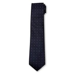 Men's Multi Colored Dot Necktie - Merona™ Navy