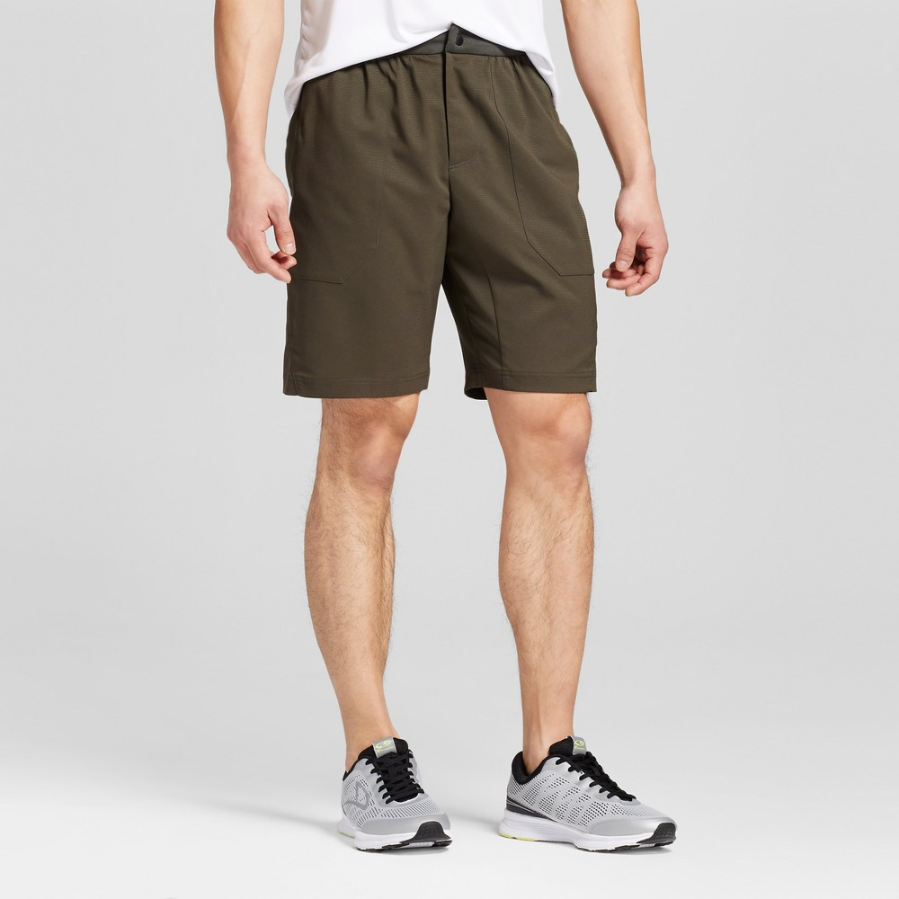 Mens Weekender Shorts - C9 Champion - Olive (Green) S