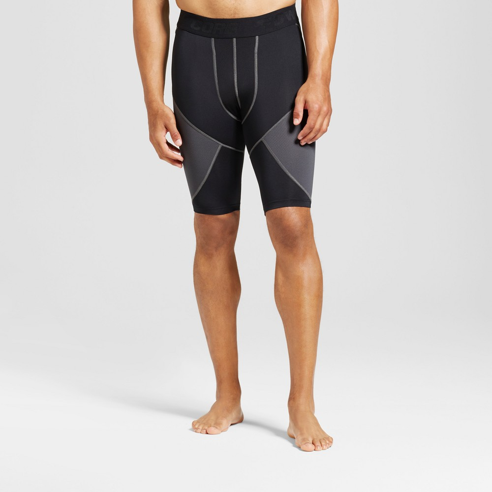 Men's 11 Compression Shorts - C9 Champion - Black L