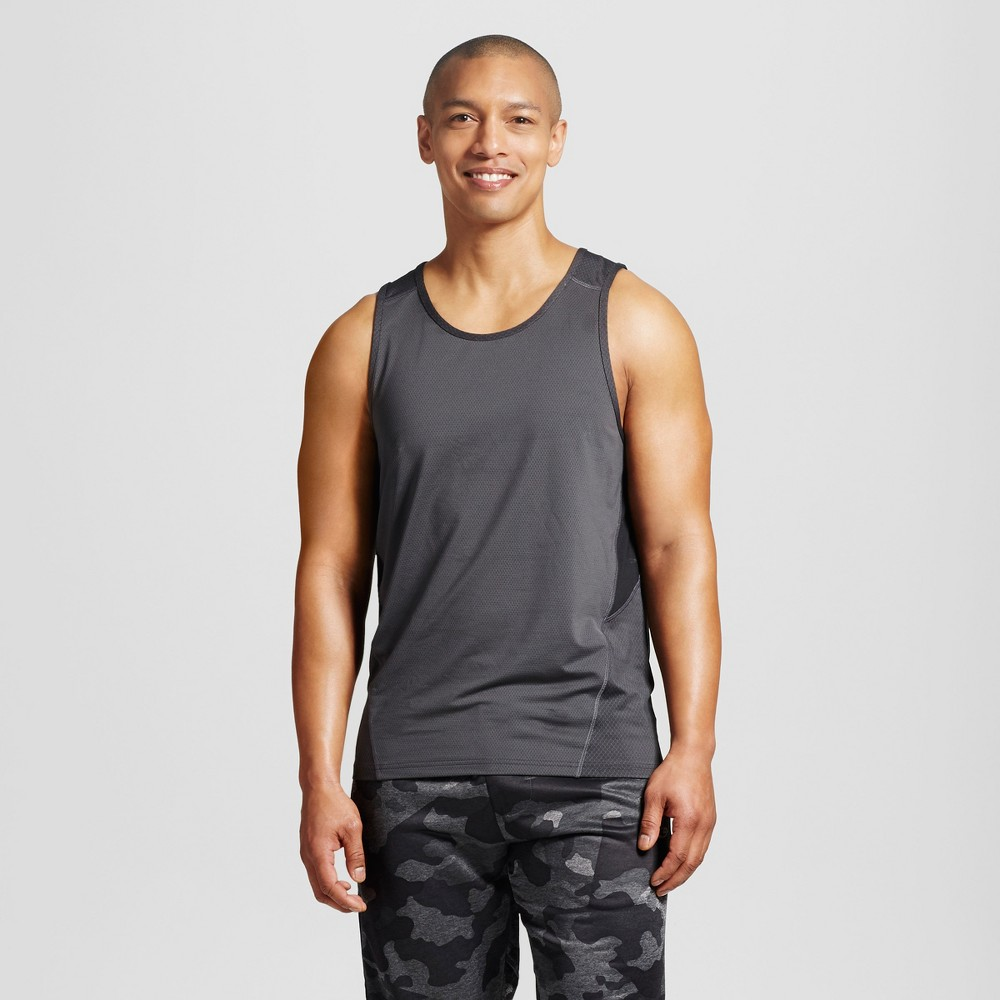 Men's Speed Knit Tank - C9 Champion - Railroad Gray M
