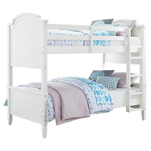 Vivienne Kids Bunk Bed Twin Over Dorel Living