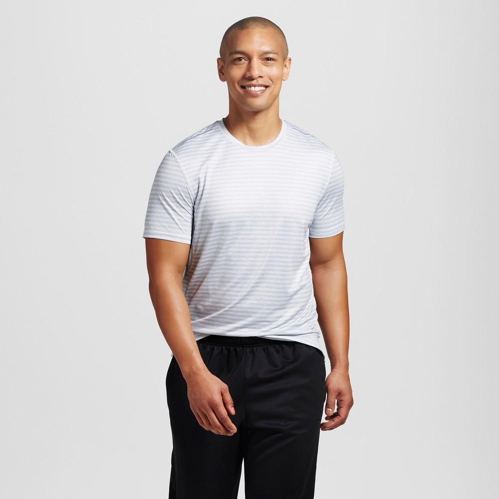 Mens Graphic Run T-Shirt - C9 Champion White M