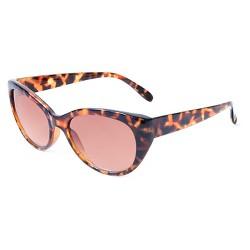 Cateye Sunglasses - Tortoise