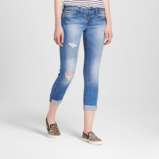 Distressed Jeans : Target