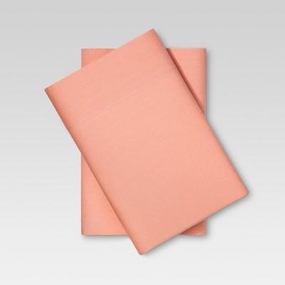Vintage Wash Pillowcases (King)Honey Peach - Threshold™