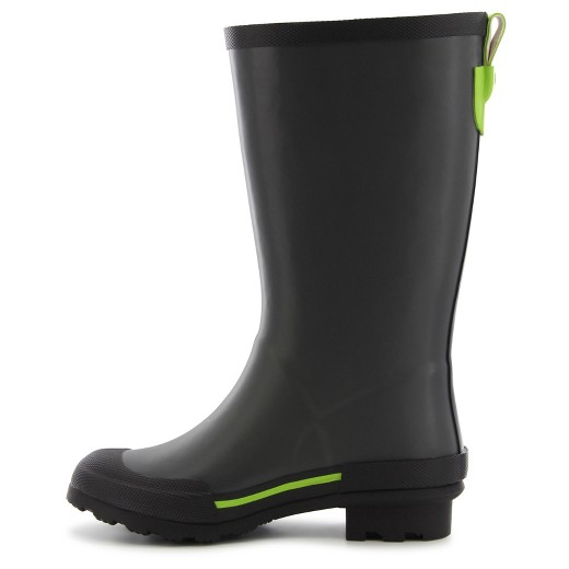 Boys' Classic EX Solid Rain Boots : Target