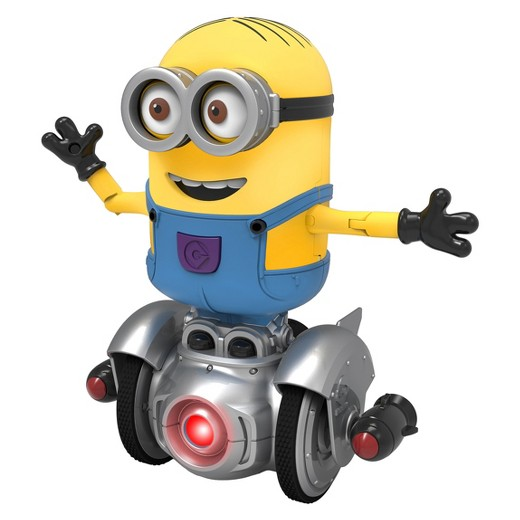 WowWee Minions MiP  Turbo Dave  Fun Balancing Robot  Target