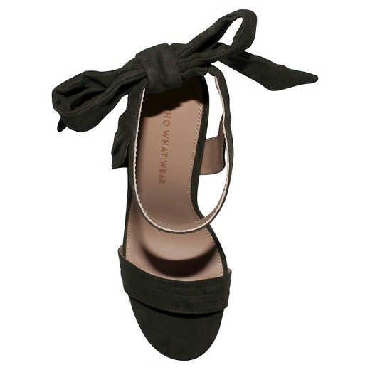 6e491f0604b1 Women s Michaela Block Heel Quarter Strap Sandals - Who What Wear™. Who  What Wear. shop collections shop all Who What Wear.  32.99