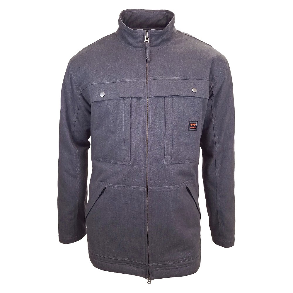 Walls Workwear Muscle Back Coat with Kevlar Graphite (Grey) M, Mens