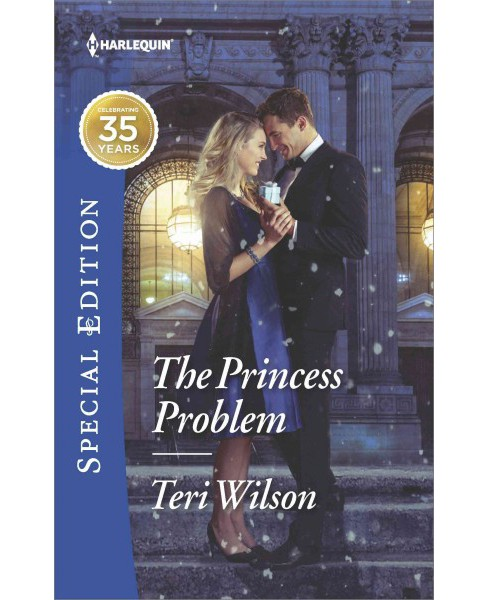 Princess Problem (Paperback) (Teri Wilson) - image 1 of 1