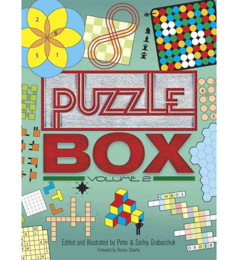 Puzzle Box (Vol 2) (Paperback) (Andy Parr & Donald Knuth & Ed Jr. Pegg) - image 1 of 1