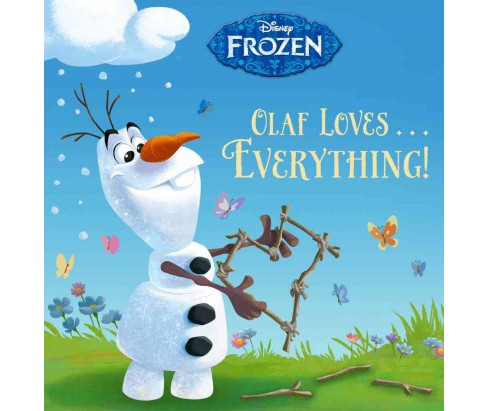 Olaf Loves Everything! (Prebind) - image 1 of 1