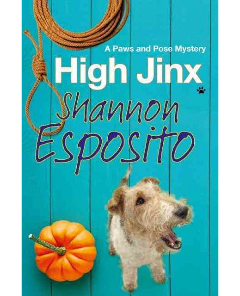 High Jinx (Large Print) (Hardcover) (Shannon Esposito) - image 1 of 1