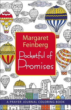 Pocketful of Promises : A Prayer Journal Coloring Book (Paperback) (Margaret Feinberg)